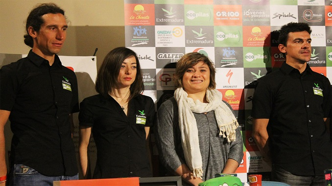 El Extremadura-Ecopilas MTB Team estará al completo en la histórica cita extremeña del calendario UCI y Open España, Titán Villuercas