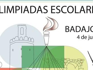 V Olimpiadas Escolares en Badajoz con presencia del automovilismo