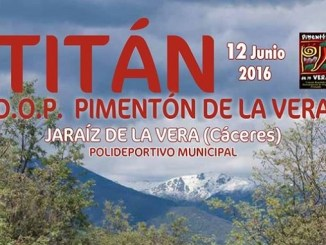 Programa de Actividades de la Titán D.O.P. Pimentón de la Vera