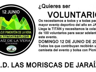 Voluntarios de la Titán D.O.P. Pimentón de la Vera
