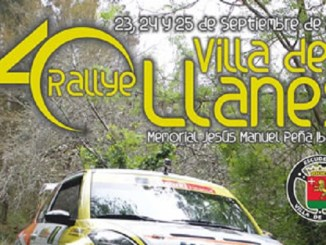 Cuarta plaza de Espino y Pérez | 40 Rally Villa de Llanes en la Copa Dacia