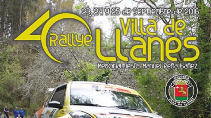 Cuarta plaza de Espino y Pérez   40 Rally Villa de Llanes en la Copa Dacia