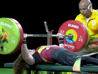 Loida Zabala Ollero en Río 2016
