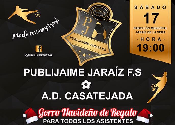 Publijaime Futsal vs AD Casatejada