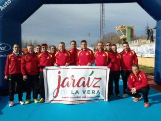 El C.D. Lanchacabrera en el X Medio Maratón de León