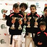 Excelentes resultados del El Club Karate Jaraíz, en el Campeonato de Extremadura celebrado en Herrera del Duque (3)