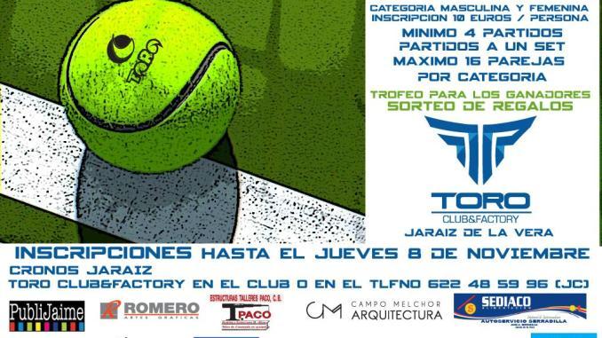 Torneo de Padel (Express) en Jaraíz de la Vera