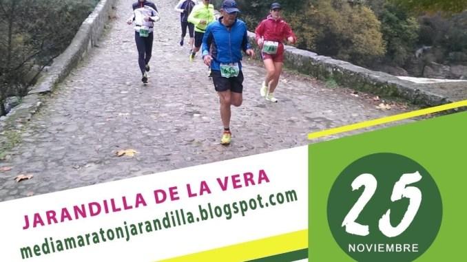 Media Maraton Jarandilla de la Vera 2018