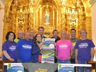 """Presentacion IX Cross Popular-Solidario y la VI Ruta Senderista """"Camino de la Ermita de la Dehesa"""""""