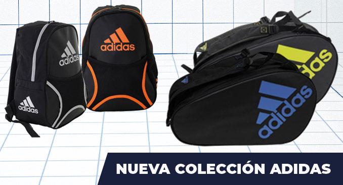 Adidas presenta su nueva colección de paleteros y mochilas 2020