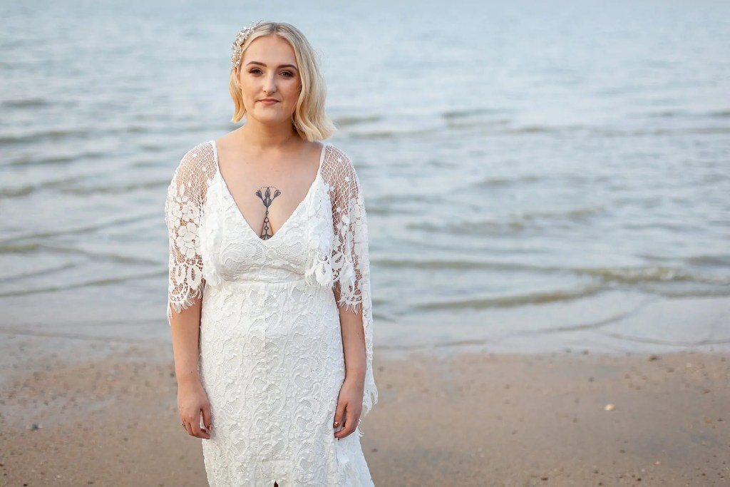 Beach Wedding Photographs - Coconut Island Resort Phuket 87
