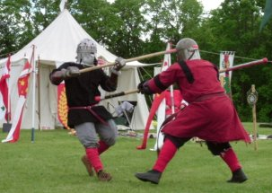 Martial Arts | Barony of Jararvellir