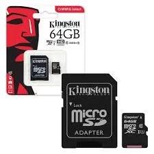 Micro SD Kingston 64gb