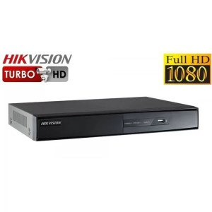 hikvision 2MP 8 ch