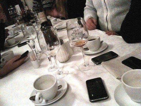 juletelefoner på mindparks julefrokost #mpjf