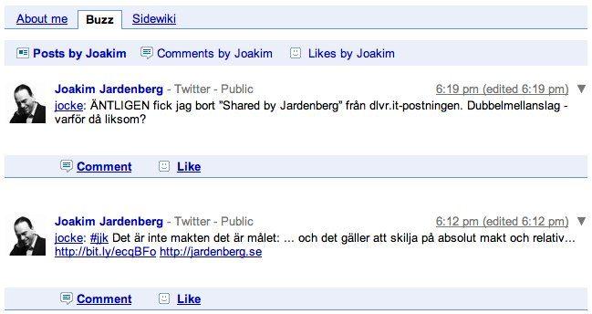 Vad är #jjk – jardenberg kommenterar