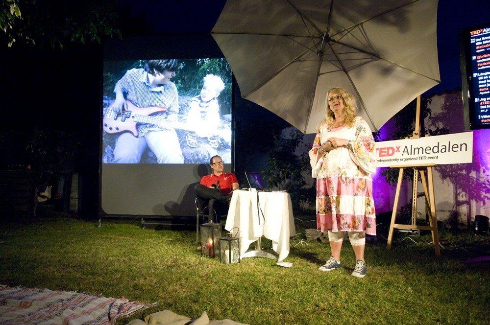 Hälsoakademin missbrukar TEDx – och borde skämmas!