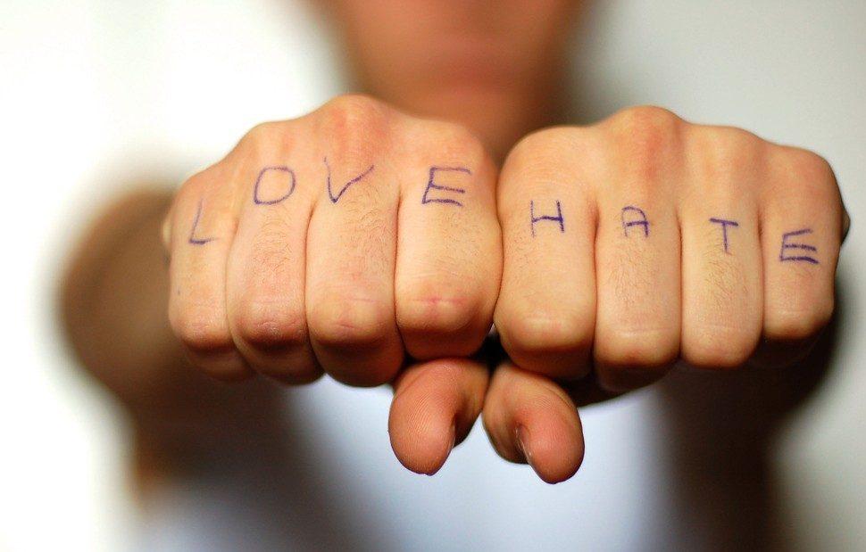 Om att älska och hata internet