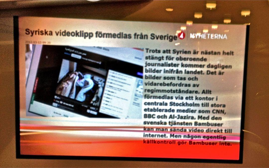 TV4 missförstår Bambuser – eller misskrediterar?