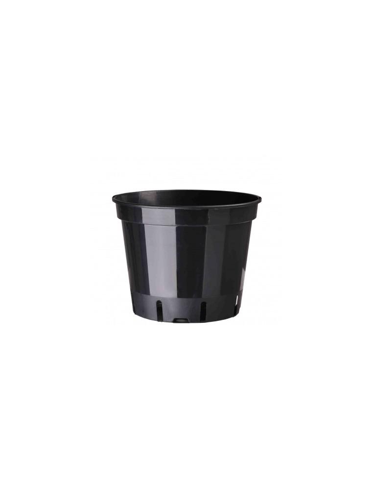 pot plastique noir 1l
