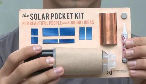 Já é possível ter sua própria miniusina de energia solar!