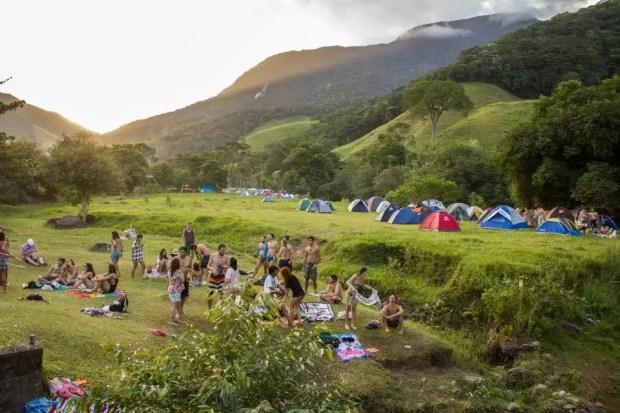 Conheça o Woodstock carioca, um festival de paz, amor e rock'n'roll