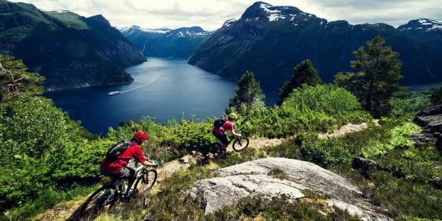 As dez rotas de cicloturismo mais bonitas do mundo