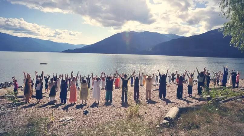 Como se reconectar com a natureza através de uma trilha meditativa