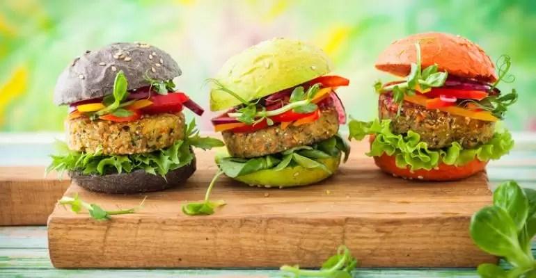Aprenda o segredo do hambúrguer vegano