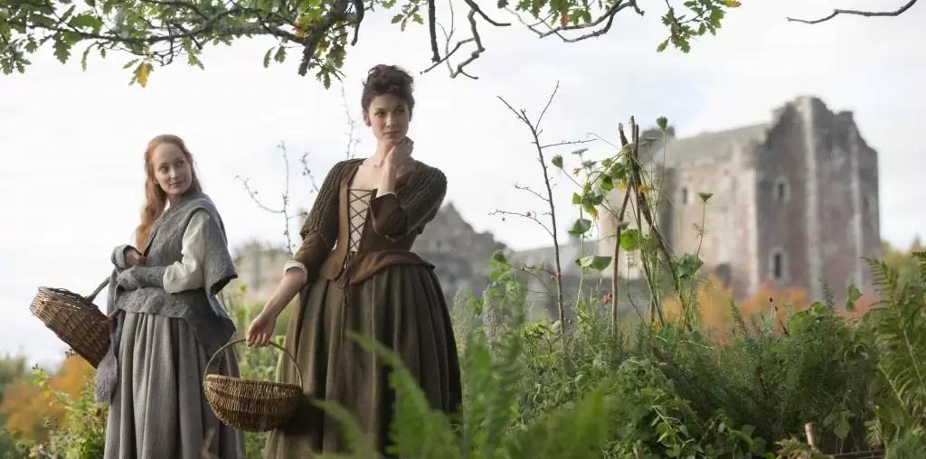 6 motivos para assistir a série Outlander