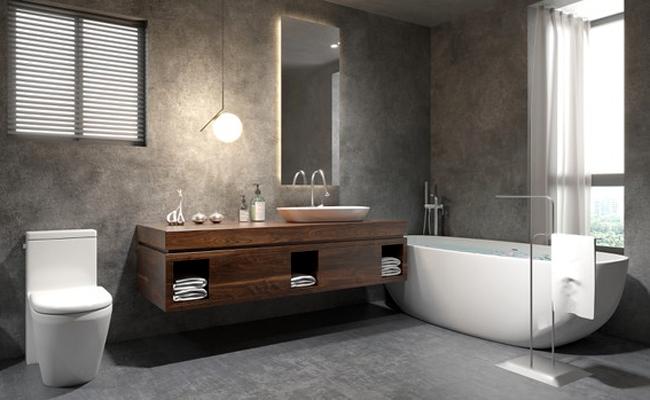 salle de bain moderne qu est ce qui
