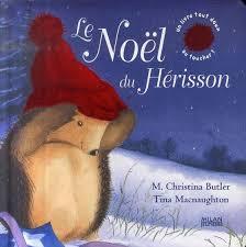 Le Noël du hérisson -Exploitation PS/MS