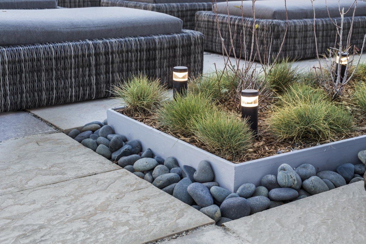 bordures pour delimiter votre jardin