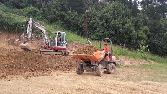 excavaciones donostia
