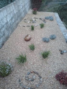 Reforma de jardín en Andoain