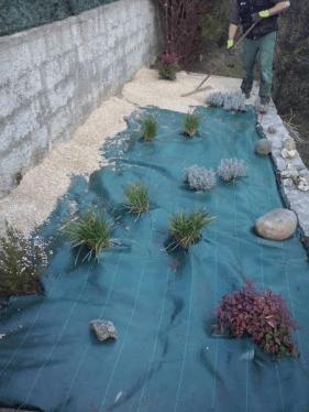Jardinaren berritzea Andoainen