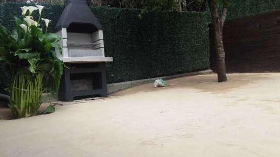 Jardin artifiziala Donostian