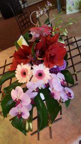 perigny-garden-creation de bouquet pour entreprise -restaurant 1