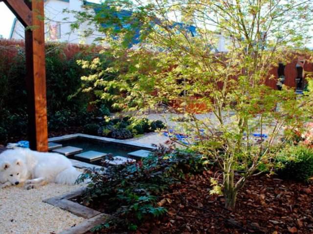 Como reducir el ruido y los sonidos del tránsito con el diseño de jardines