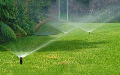 Difusores de agua para riego del jardín