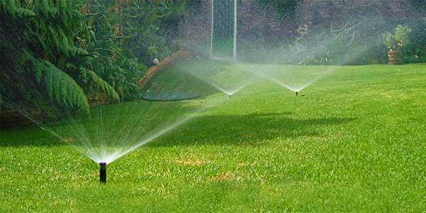 Fernando calleja for Aspersores de agua para jardin