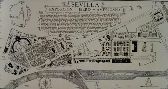 exposición iberoamericana de 1929 sevilla