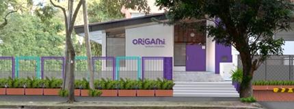 Origami Chicó