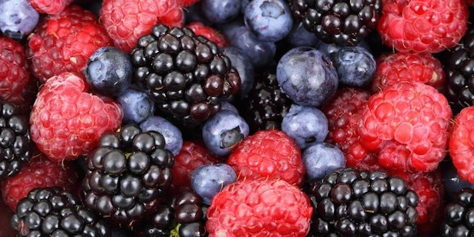 Fruits en mélange