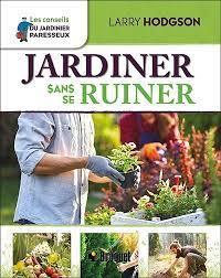 Livre Jardinier sans se ruiner