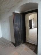 door to the sacristy