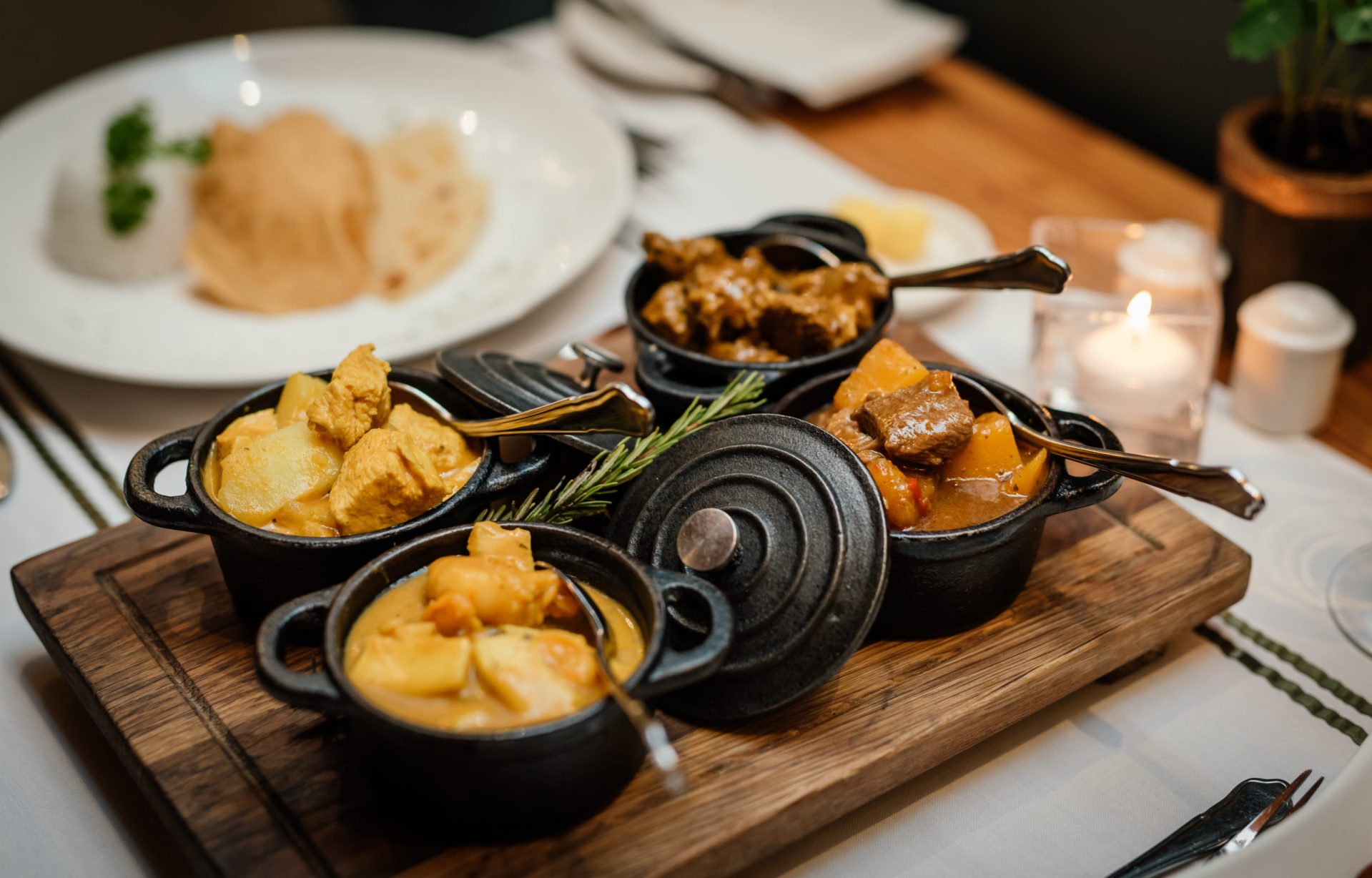 The Quarter Kitchen Giveaway: Cape Town's home of Curry