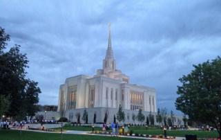 Ogden Temple