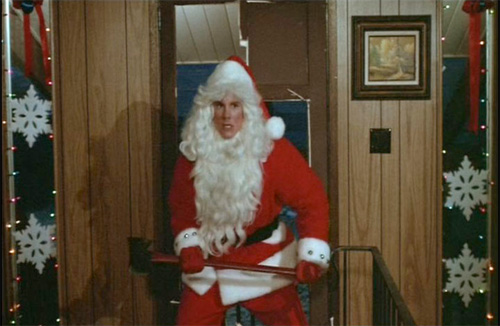 Santa claus will punish you … silent night deadly