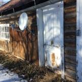 A shed door... (12/17)
